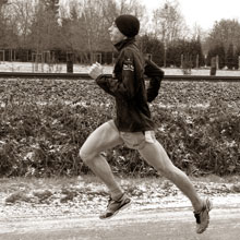 Jelle, Punk Running